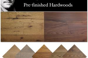 Moore Flooring - Paradise, CA - Showroom & Hardwoods
